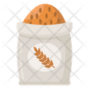 Wheat Bag Wheat Sack Fertilizer Sack Icon