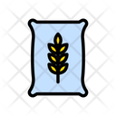 Wheat Sack Grain Icon
