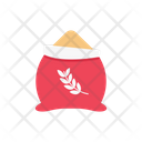 Wheat Grain Sack Icon
