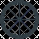 Wheel Rear Component Icon