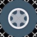 Wheel Car Auto Icon