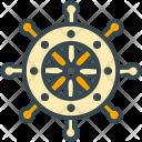 Wheel Sail Icon