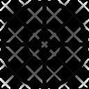 Wheel Wagon Spoke Icon