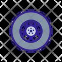 Wheel Car Tools Icon