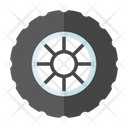 Wheel Tyre Bike Tire Icon