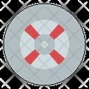 Wheel Vehicle Wheel Circle Icon