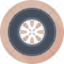 Wheel Car Auto Icon