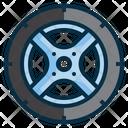 Iwheel Tire Rims Icon