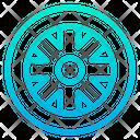 Tire Tyre Car Icon