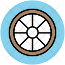 Wheel Car Tire Icon