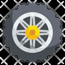 Wheel Car Tire Icon
