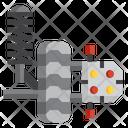 Wheel Alignment Icon