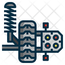 Iwheel Alignment Maintenance Icon