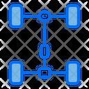Wheel Balancing Icon