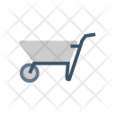 Dolly Shipping Handtruck Icon