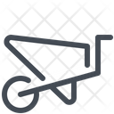 Wheel barrow Icon