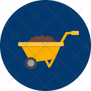 Wheel Barrow Coil Icon