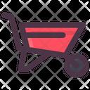 Spring Wheel Barrow Wheelbarrow Icon