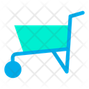 Wheel Barrow Icon