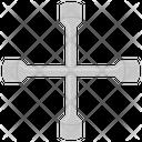 Wheel Brace Icon