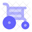 Wheel-chair Icon