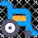 Wheel Chair Wheels Chair Icon