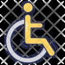 Wheel Chair Icon