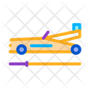 Tire Equipment Fitting Icon