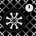 Wheel Pressure Swing Icon