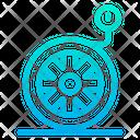 Car Pressure Pump Icon