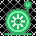 Pressure Pump Tire Icon