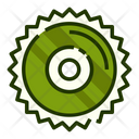 Wheel Saw Icon