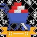 M Trolley Icon