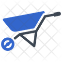 Cart Dirt Farm Icon