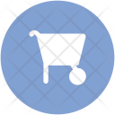 Wheelbarrow Barrow Construction Icon