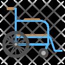Wheelchair Handicap Disabled Icon