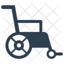 Disability Handicap Wheelchair Icon