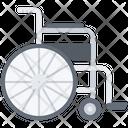 Wheelchair Disabled Medicine Icon