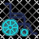 Disable Insurance Wheelchair Icon