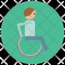 Wheelchair Disable Icon