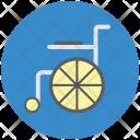 Disabled Handicap Wheelchair Icon