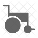 Wheelchair Handicapped Disabled Icon