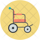 Wheelchair Chair Automatic Icon