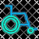 Chair Handicap Handicapped Icon