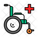 Wheelchair Disabled Handicap Icon