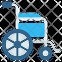 Wheelchair Chair Handicap Icon