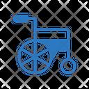 Wheelchair Disable Medical Icon