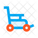 Wheelchair Cart Icon
