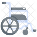 Wheelchair Medical Hospital Icon