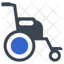 Chair Disability Disable Icon